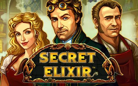 Игровой автомат Secret Elixir на реальные деньги