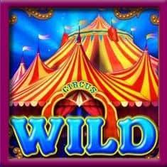 Дикий символ слота Circus Brilliant