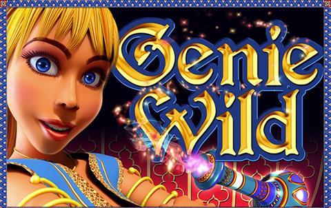 Волшебный слот на деньги Genie Wild в казино Вулкан — Обзор