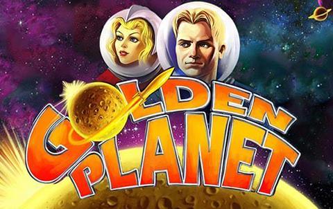 Слот про космос Golden Planet в казино Вулкан — Обзор