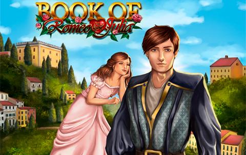 Обзор игрового автомата Book of Romeo and Julia в казино Вулкан 24