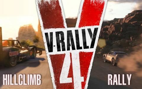 Скачать V-Rally 4