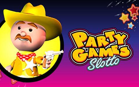 Party Games Slotto в казино Адмирал — слот для любителей классики