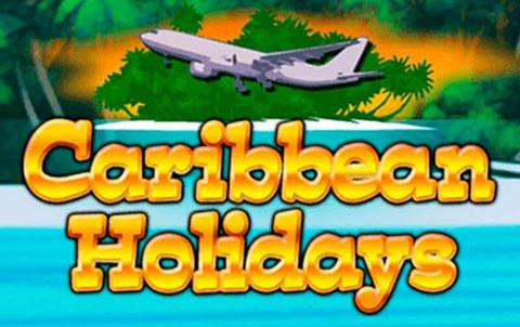 Игровой автомат Caribbean Holidays на сайте Вулкан Платинум — Обзор