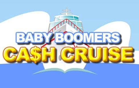 Отправься в денежный круиз с Baby Boomers Cash Cruise в онлайн клубе Азино777