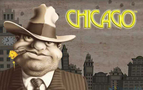 Слот Chicago (Чикаго) о гангстерах 1920 года в казино Вулкан