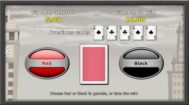 Функция Gamble