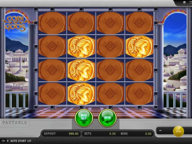 Игровой автомат Coin of Gods