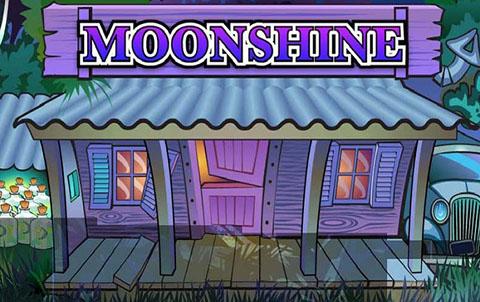 Игровой автомат про самогонщика Moonshine в казино Вулкан 777