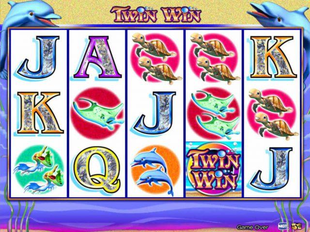 Игровой автомат Twin Win в казино Вулкан Делюкс