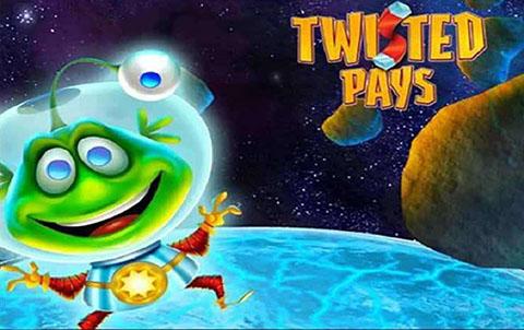 Игровой автомат Twisted Pays шокирует геймеров в казино Адмирал 777