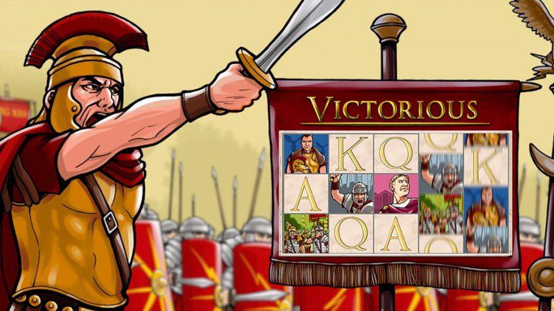 Слот Victorious на сайте онлайн казино Вулкан Платинум