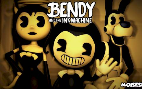 Скачать Bendy and the Ink Machine