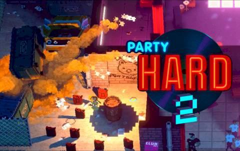 Скачать Party Hard 2