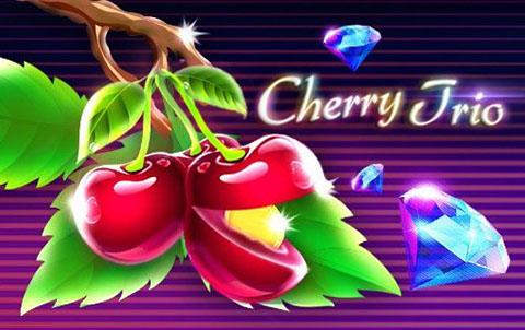 Слот Cherry Trio на сайте игровых автоматов Вулкан 24 – инновационный мир азартных приключений