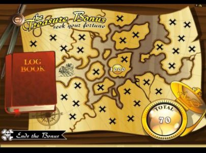 Бонус игрового аппарата Age of Discovery