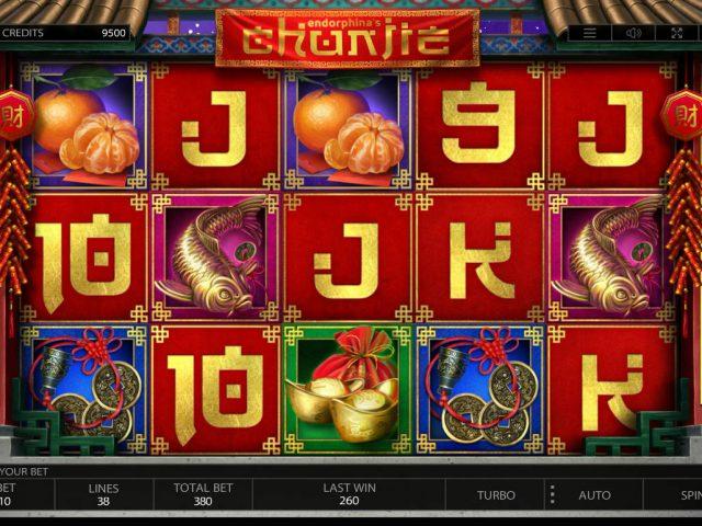 Игровой автомат Chunjie в онлайн казино Чемпион
