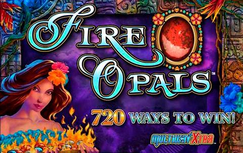 Слот Fire Opals