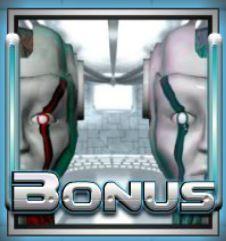 Бонусный символ бесплатной игры iBot