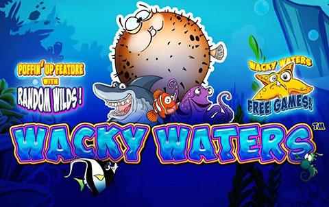Игровые автоматы Джойказино: Wacky Waters – щедрые слоты с веселым сюжетом