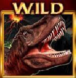 Wild символ слота Mighty Rex