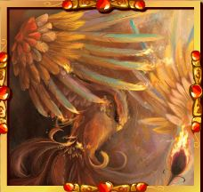 Бонусный символ слота Феникс