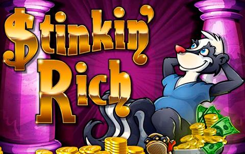 Игровой автомат Stinking' rich на сайте казино Azino777