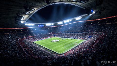 FIFA 19 новая версия