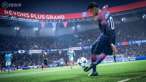 FIFA 19 для компьютера скачать с торрента