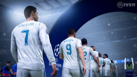 FIFA 19 русская версия на пк