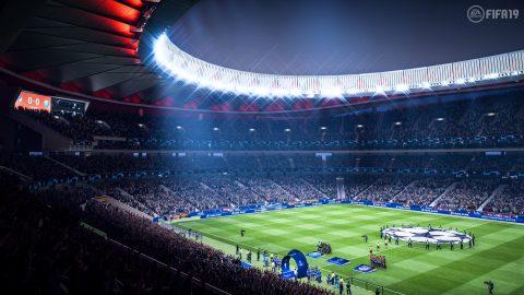 FIFA 19 на PC скачать бесплатно
