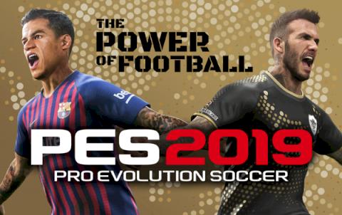 Скачать Pro Evolution Soccer 2019