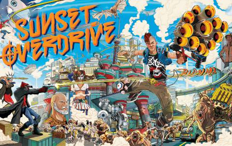 Скачать Sunset Overdrive