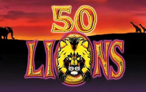 50 Lionsw игровой автомат в онлайн казино Адмирал — Обзор