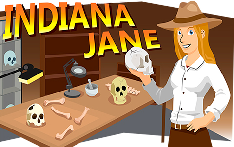 Cлот Indiana Jane
