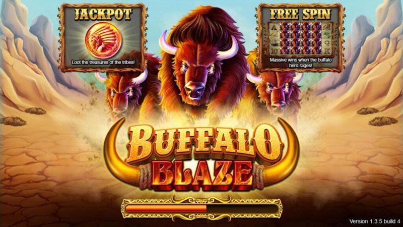 Слот Buffalo в Казино Вулкан 777