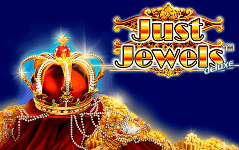 Начните богатеть с игровым автоматом 777 Just Jewels в онлайн казино