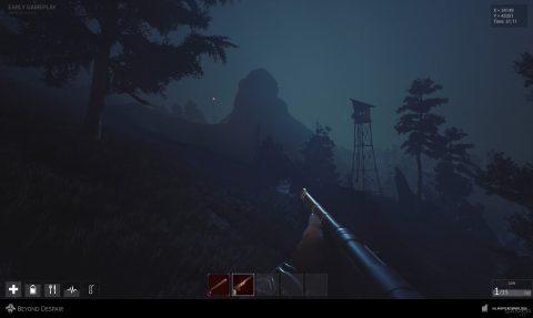 DESOLATE игра от российских разработчиков на пк