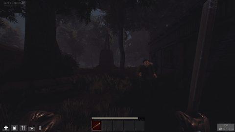 DESOLATE игра про мутантов на пк