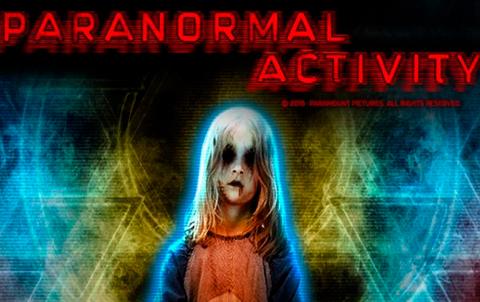 Ужасающая игра в слот Paranormal Activity в казино Азино777 с бонусом 777 рублей