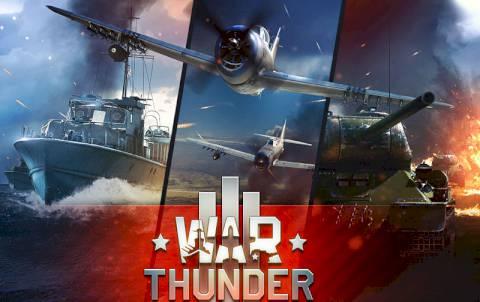 Скачать War Thunder на пк