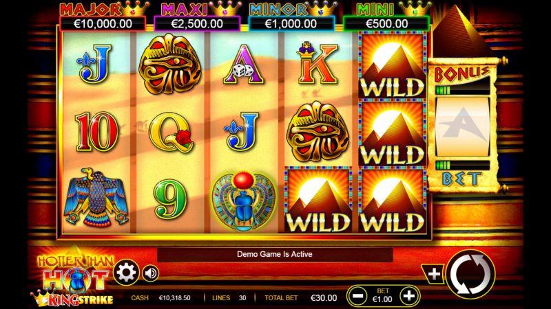 Игровой автомат Hotter than Hot в онлайн казино Azino888