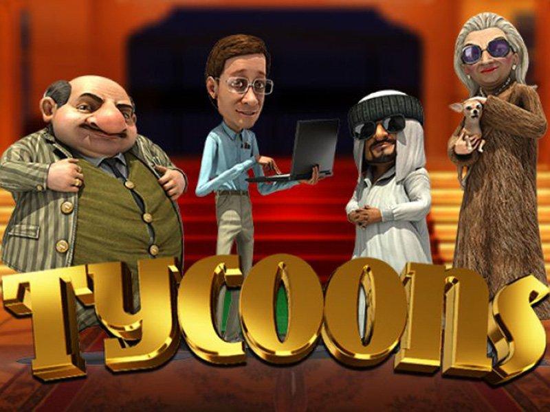 Лучший слот Tycoons на сайте казино Фараон