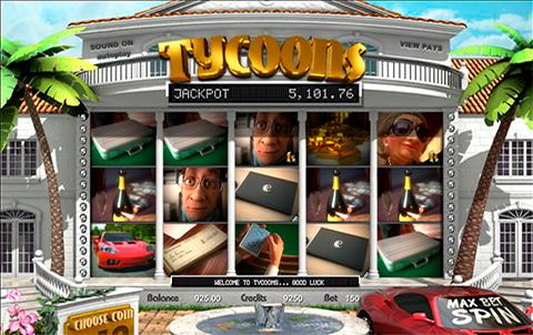 Лучшие слоты на сайте казино Фараон. Tycoons – дыши полной грудью!