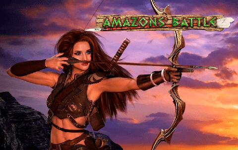 Воинственный слот Amazons' Battle на сайте онлайн казино ВулканБет