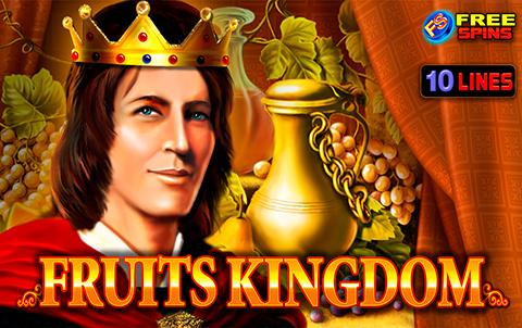 Скачать плагин для игры на сайте казино Вулкан в слот Fruits Kingdom