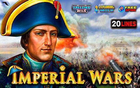 Игровой аппарат Imperial Wars на тему войны в казино Эльдорадо — Обзор
