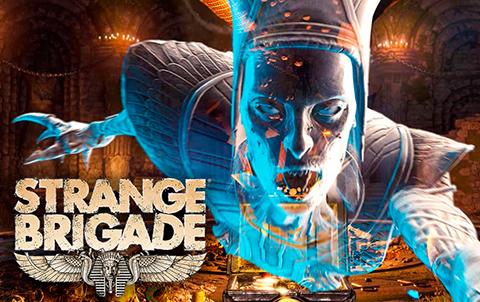 Strange Brigade скачать через торрент бесплатно на PC