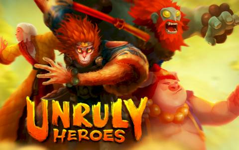 Скачать Unruly Heroes