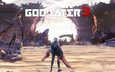 Скачать God Eater 3